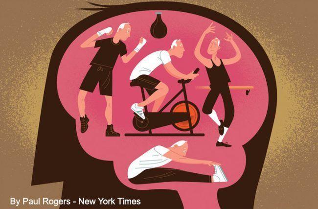 Ejercicio terapéutico en el Dia Mundial del Parkinson