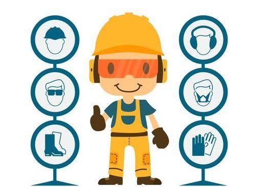 Imagen alusiva a la seguridad en el trabajo