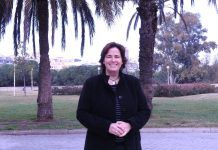 Yolanda Noguera, vicedecana de Fisioterapia de la UCH-CEU en Elche