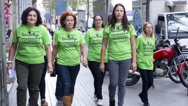 Las Kellys es ya el nombre popular de la asociación española de camareras de piso. Hay que cuidar a las Kellys