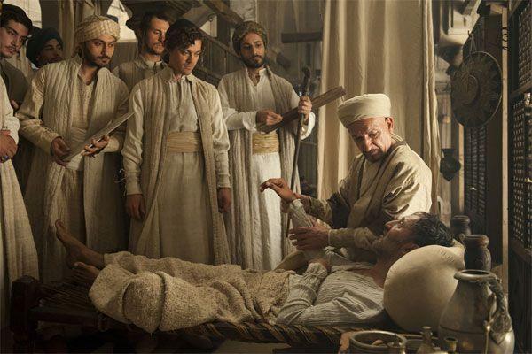 La película El médico (2013) es una magistral recreación de la figura de Avicena