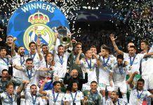 Trece copas de Europa ya para el Real Madrid de fútbol