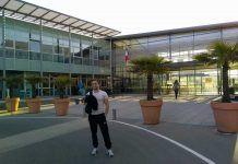 Adrien Ramos y su experiencia Erasmus en el Centre Hospitalier de Saintes