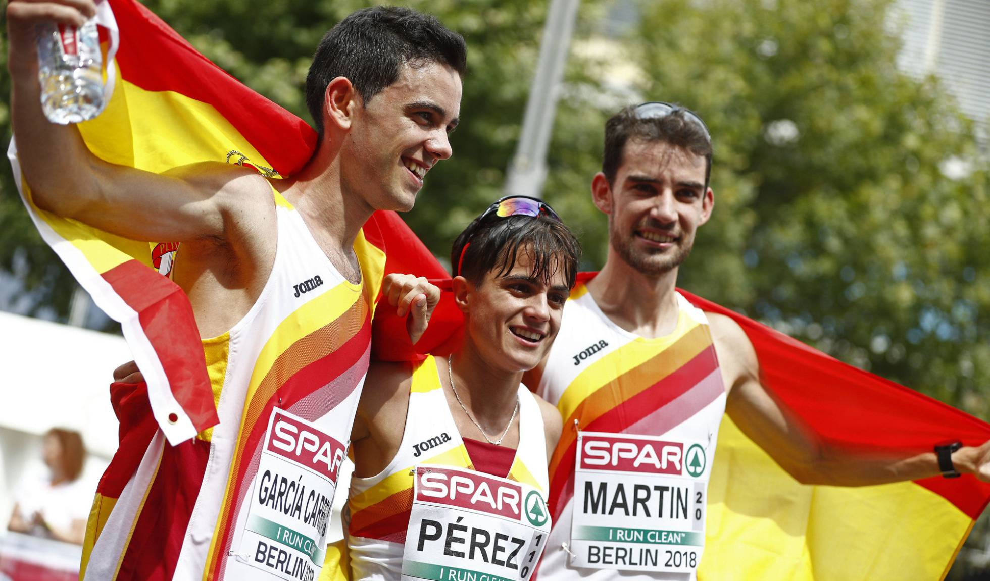 El atletismo español ha triunfado en el último Campeonato Europeo. Fuente El País