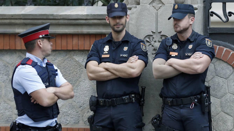 Policías más altos, con ayuda también de la Fisioterapia