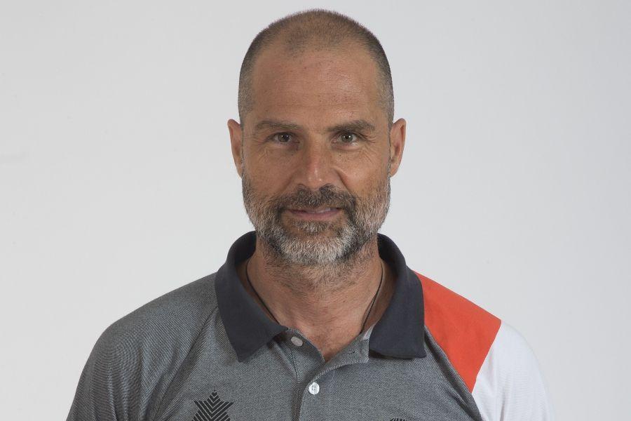 Pablo Martínez, presidente del CIFI-2018 y fisioterapeuta del Valencia Basket. FOTO Valencia Basket