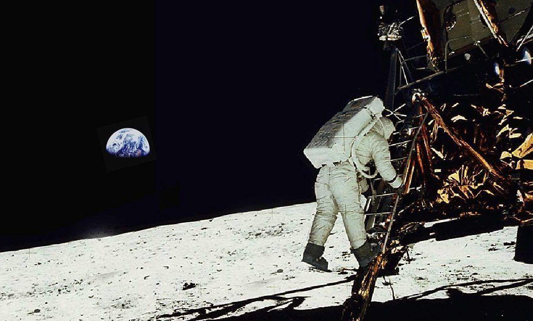 Un gran paso para la humanidad... el hombre pisó permitiendo avances en la Medicina y la Fisioterapia