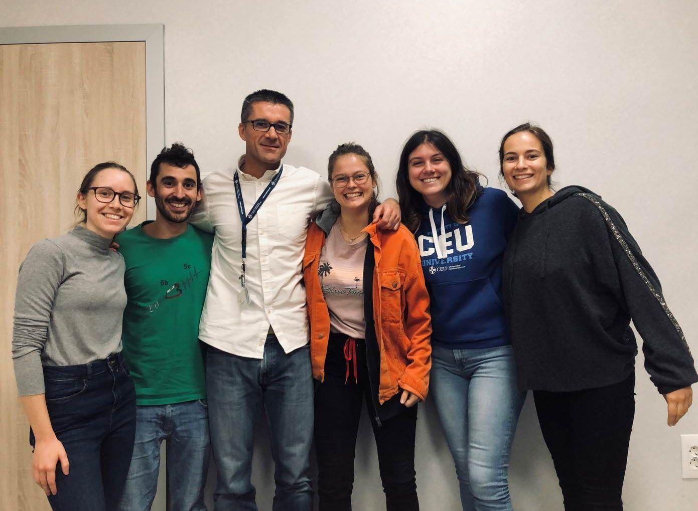 Aprendiendo fisioterapia con... Javier Martínez Gramage