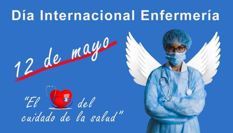 Hermanados con Enfermería. Día Internacional Enfermera 2020.