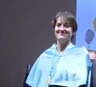 Una nueva líder es Noemí Valtueña, nombrada vicedecana de Fisioterapia CEU-UCH