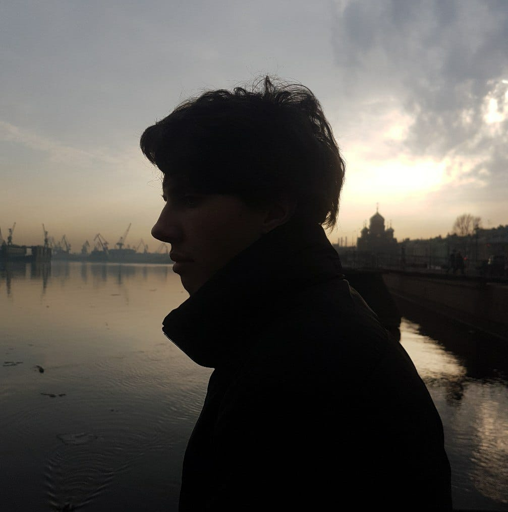 Daniil Chukhleb, un joven estudiante ruso que ha venido a estudiar Fisioterapia a España
