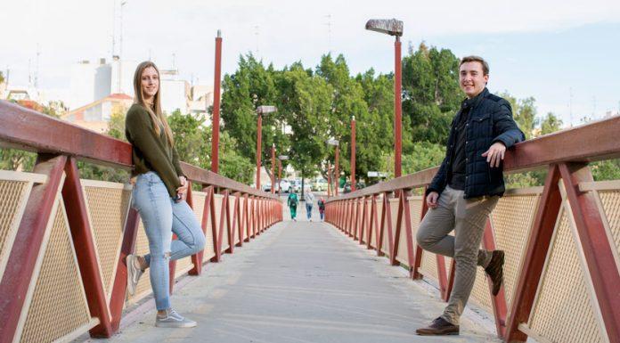 Estudiantes internacionales del grado en Fisioterapia de la CEU UCH en Elche
