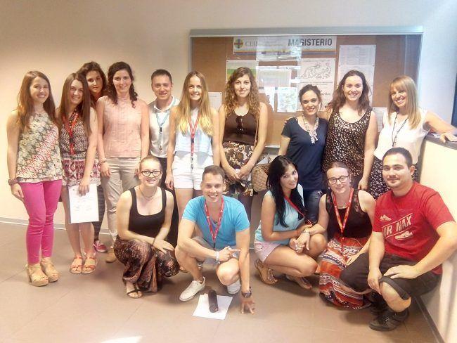 Alumnos y Profesores UCH CEU Castellón