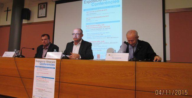 Conferència a Afara