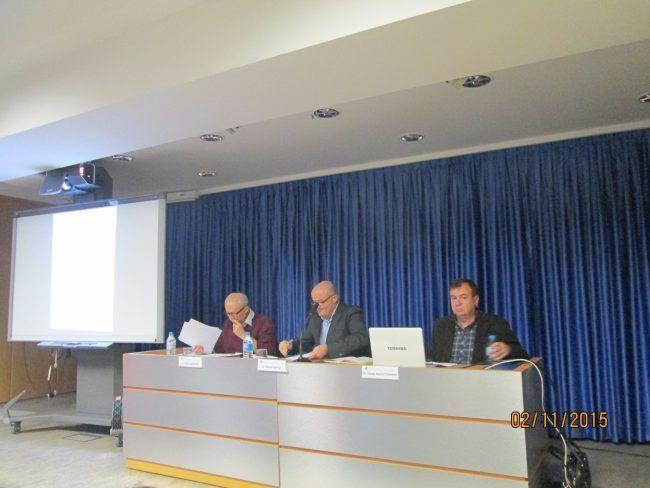 Conferència a Elx