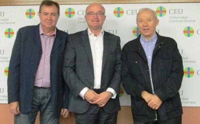 Josep Daniel Climent, Vicent Garcia Perales, Emili Casanova