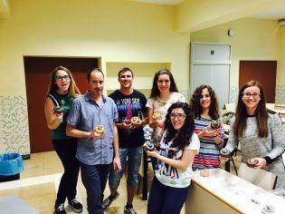 Alumnos de 4º Grado de Didáctica de la lengua y la literatura inglesa