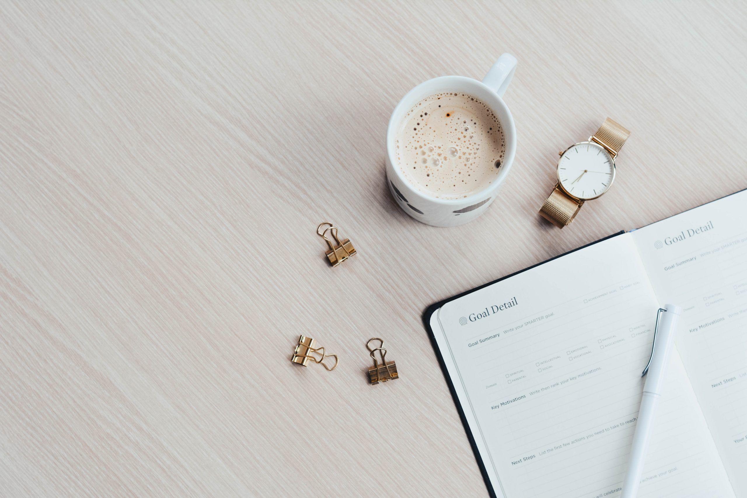 Consejos para empezar el semestre: agenda para organizar las tareas diarias