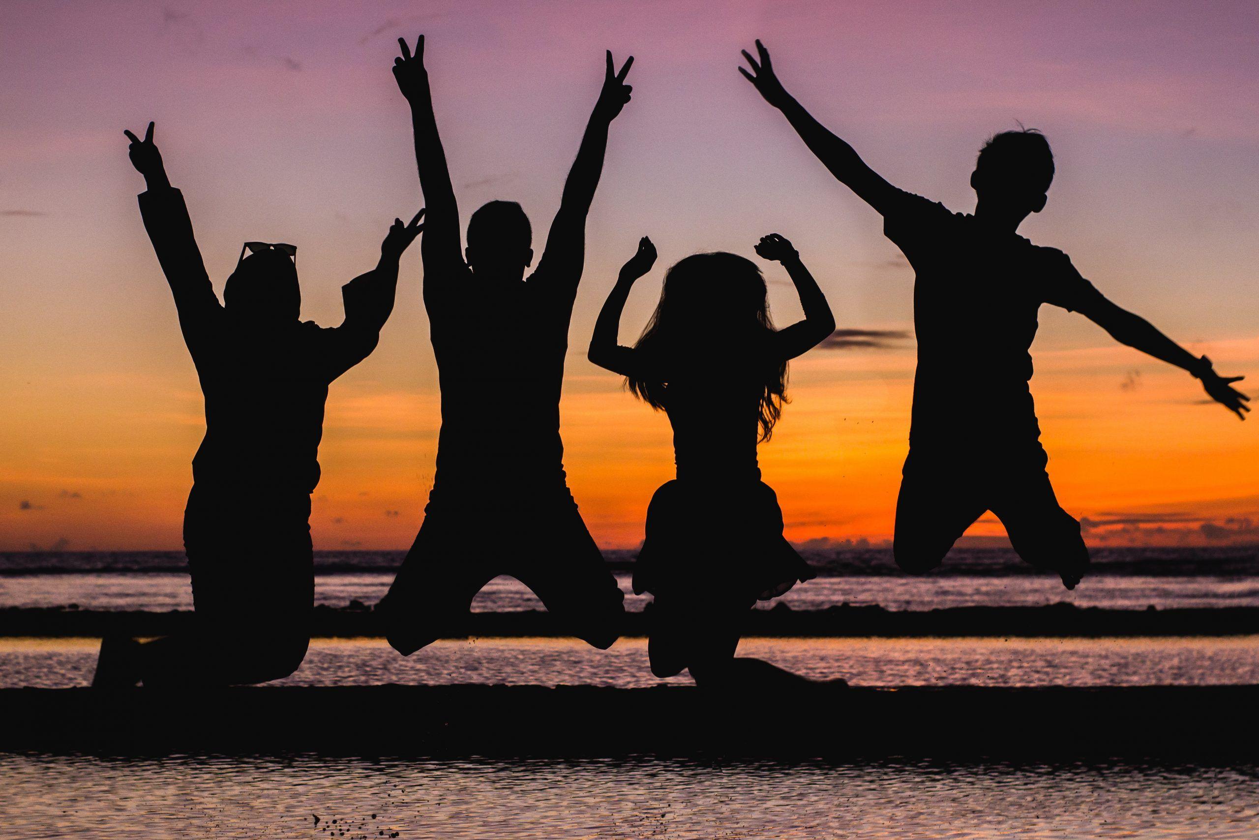 Consejos para empezar el semestre: diversión con amigos