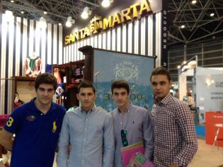 El equipo de Santa Marta
