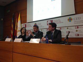 Jorge Rodríguez en UCH CEU