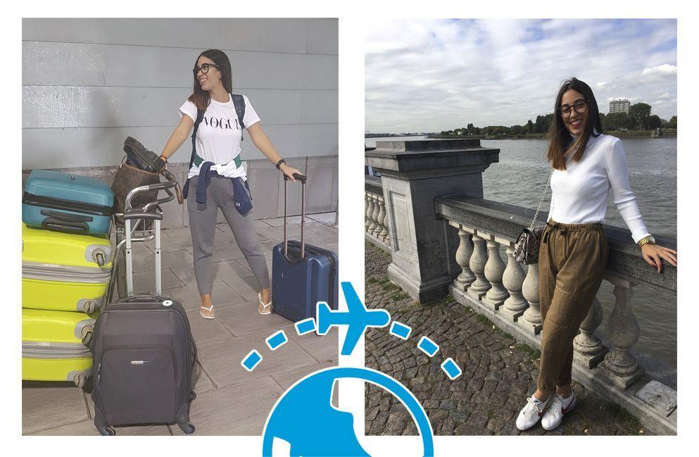 Laura, from Elche to Antwerp!