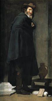Menipo by Diego Velázquez