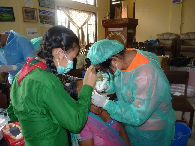 Dentistry Mission Nepal