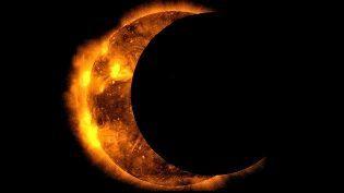 Este será el segundo y último eclipse de este año