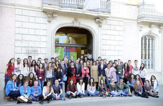 IV Jornadas Formativas del CEEM (Palacio de Colomina CEU)