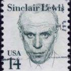 sello conmemorativo de Lewis
