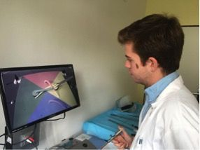Placement in the University Hospital