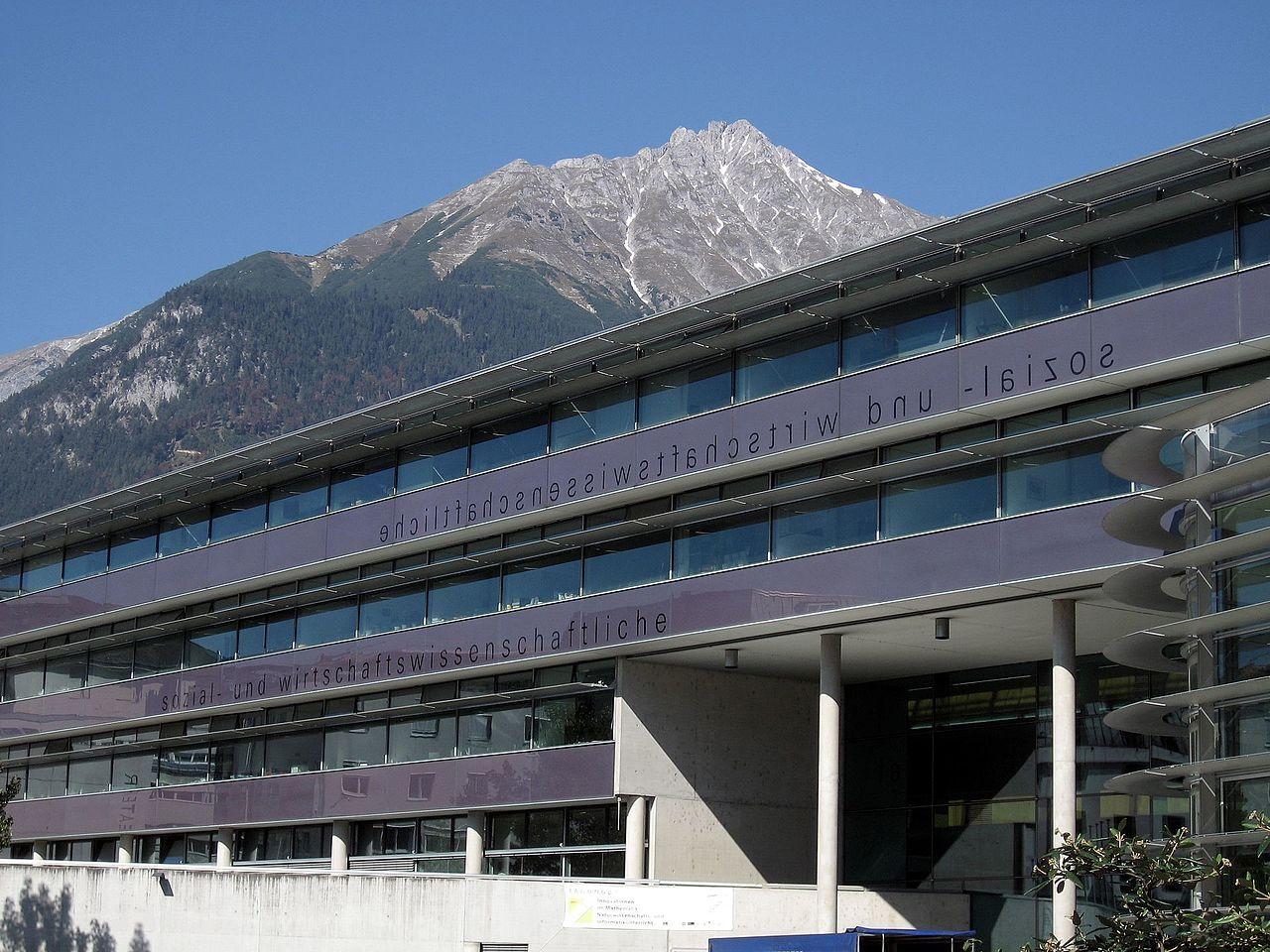 No beach at Innsbruck