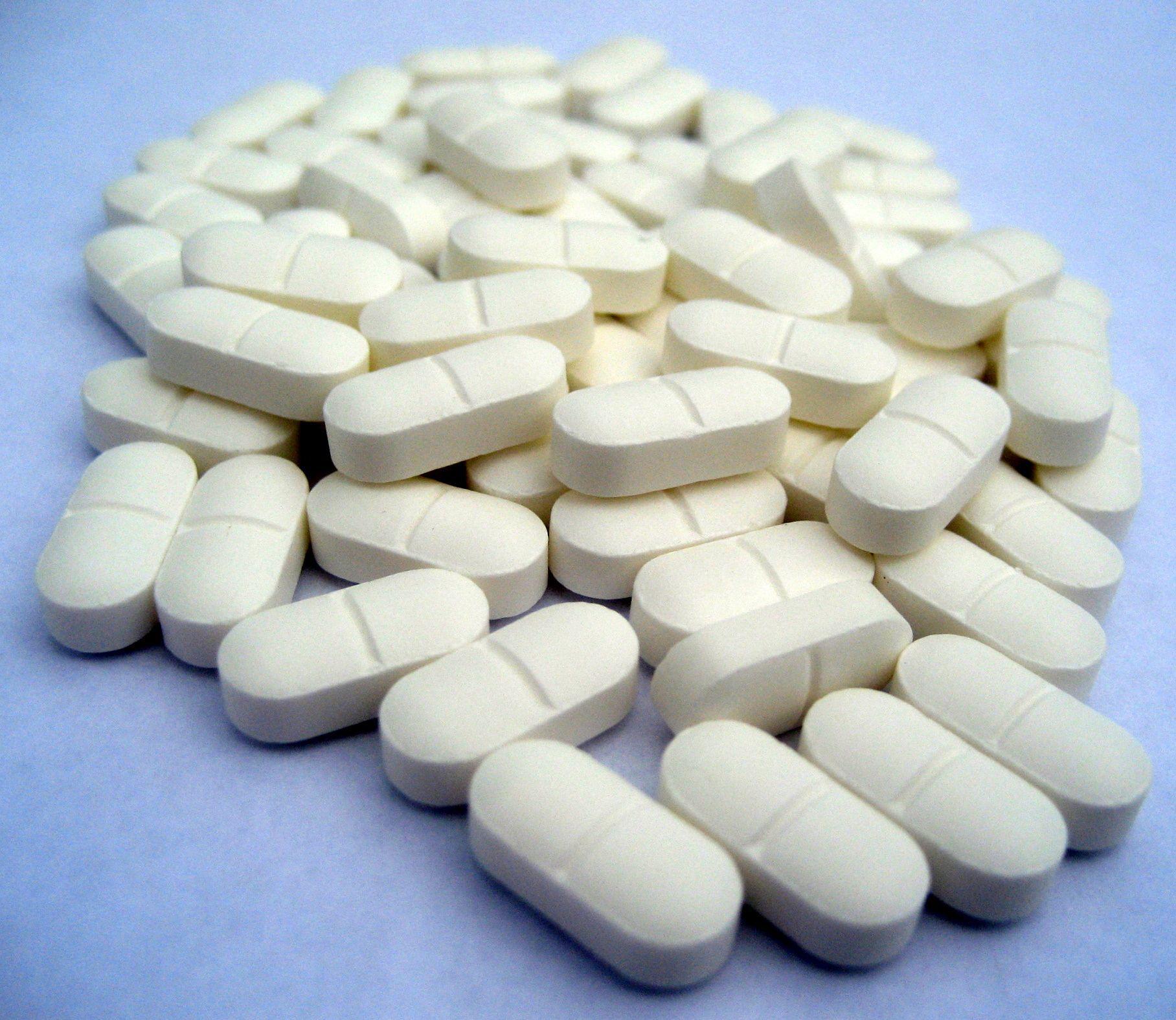 Una foto que representa pastillas de medicamentos
