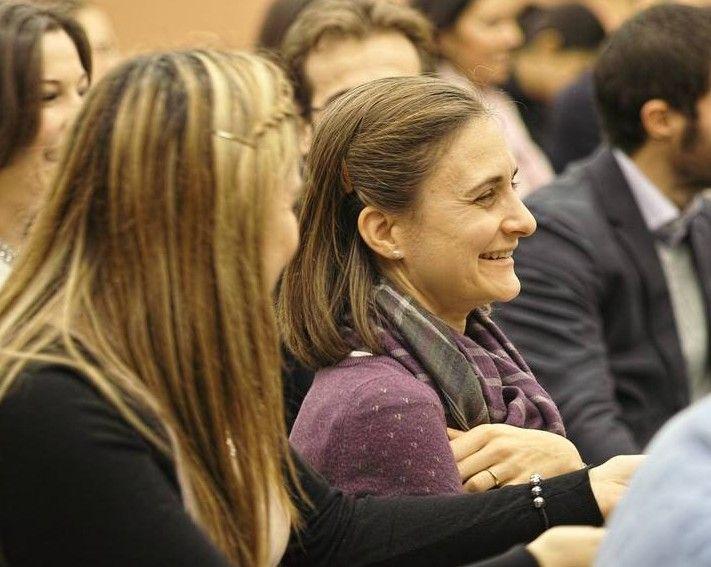 Publico participante en el acto