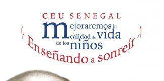 Poster presentación CEU Senegal