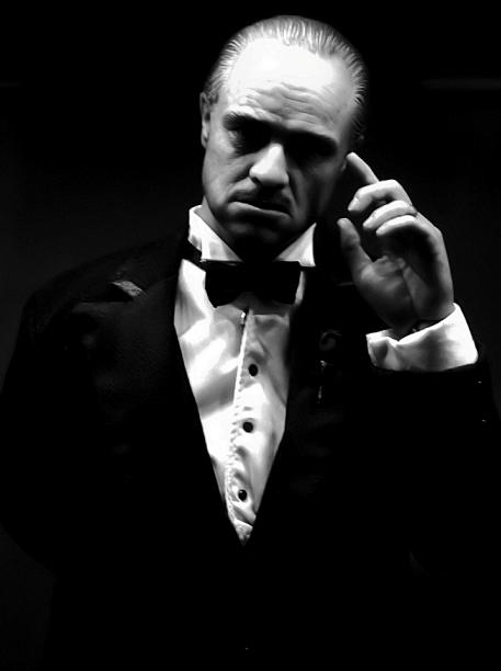 Marlon Brando como Don Corleone