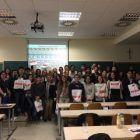 Alumnos 5º Odontologia bilingüe UCH-CEU