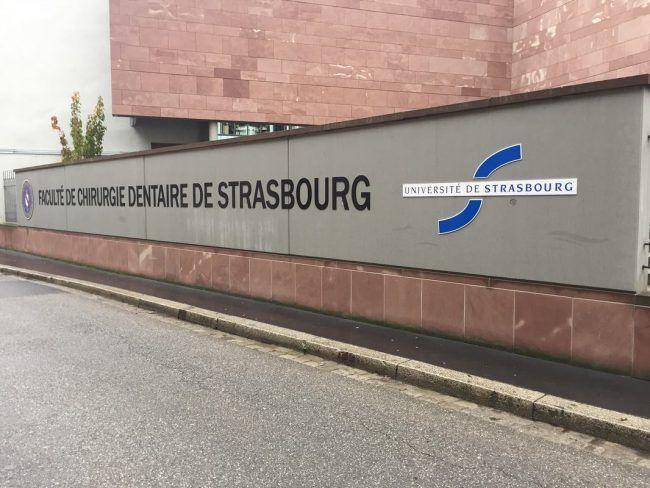 estancia internacional universitaria Estrasburgo
