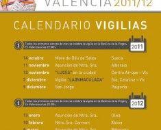 calendario vigilias