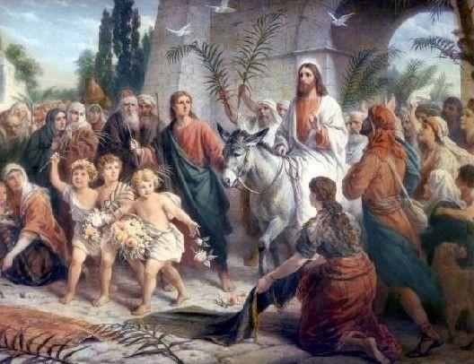 El significado del Domingo de Ramos   Pastoral
