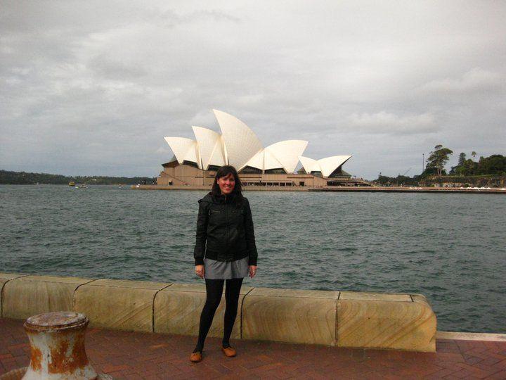 Silvia Aparicio ha seguido formándose desde que acabó sus estudios en la UCH-CEU