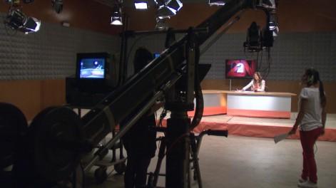 Los alumnos del máster de Periodismo en Televisión usarán instalaciones y equipamiento profesional