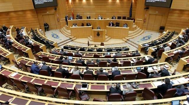 Becas de formación en el Senado