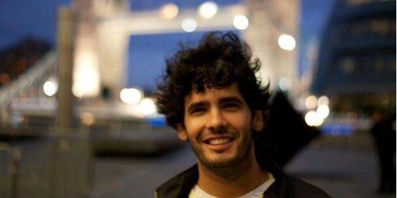 Ramón también estuvo en Londres de Erasmus