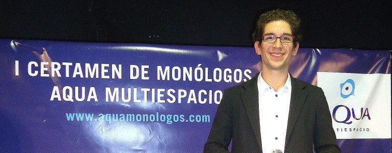 Josep Camacho presenta los Monólogos de Aqua