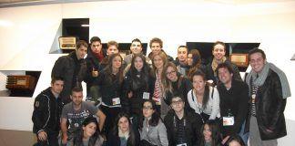 Los alumnos de la UCH-CEU visitaron la SER