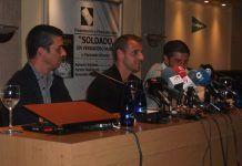 El periodista de Canal 9 Fermín Rodríguez presentó el libro
