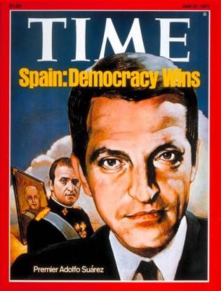 Portada de la revista Time, 27 de junio de 1977.