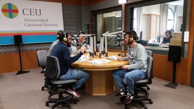 Radio Marca inició las emisiones en directo